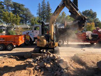 concrete driveway contractors service Yorba Linda