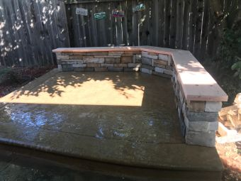 Yorba Linda concrete patio contractor near me