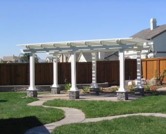 Yorba Linda concrete patios