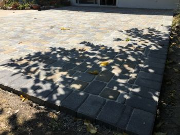 yorba linda stamped square patio